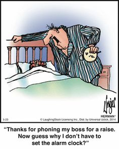 Long lie in the 'sack' as he's been sacked ‼️😱 Cartoon Jokes, Funny Cartoons, Funny Memes, Funny Stuff, Herman Cartoon, Herman Comic, Getting Older Humor, Funny Old People, Comics