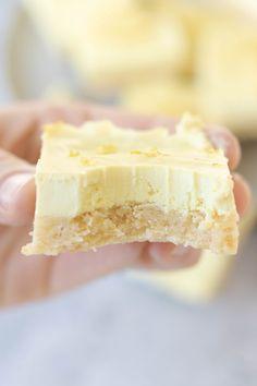 Lactose Free Desserts, Sugar Free Desserts, Lemon Desserts, Vegan Dessert Recipes, Milk Recipes, Lemon Recipes, Vegan Sweets, Healthy Sweets, Healthier Desserts