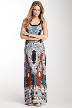 #Maxi Tank #Dress on #HauteLook #KarenKane