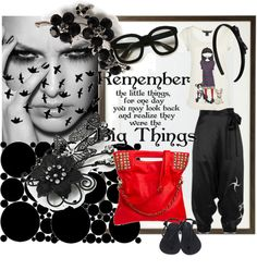 """Remember the little things ..."" by nikagantar on Polyvore"