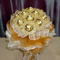 Easter bunny pants easter gifts ideas pinterest easter bunny 12 ferrero rocher special wrapping handbouquet negle Choice Image