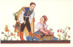 Hungary History, Polish Easter, Hobbit, Folklore, Costumes, My Style, Romania, Painting, Etsy