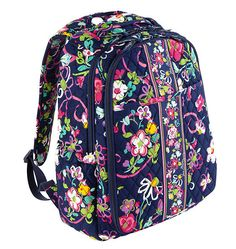 Vera Bradley Backpack Baby Bag in Ribbons | The TOTEFISH Blog