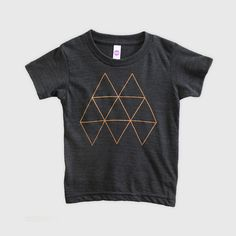 TRI toddler t-shirt by Belly Sesame
