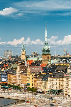Get acquainted with Stockholm when your ship docks in town on a express 5-hour tour!