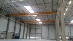 Heavy Duty Logistik > 20 to Kran Honold Metall Logistik ABUS Krand