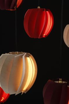 Bloom Pendant Light by MacMaster , via Behance
