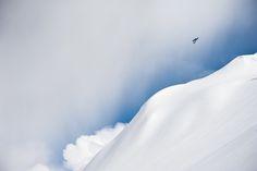 Travis Rice / Backcountry Gap / Revelstoke BC / by Oli Gagnon