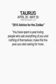 zodiacspot:  Read your sign's advice for 2015 here