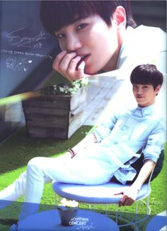 [SCAN] #인피니트 That Summer 2 Concert Goods : Clearfile - Sungjong by TaoSissi http://wp.me/p2Jnj5-4Ld pic.twitter.com/g2q6j80vzI