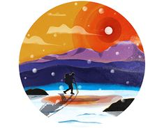 """Check out new work on my @Behance portfolio: """"Winter is Coming"""" http://be.net/gallery/61606173/Winter-is-Coming"""