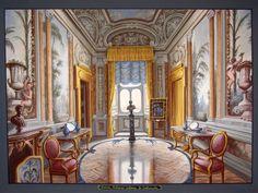 Palazzo Colonna, la Galleriola.