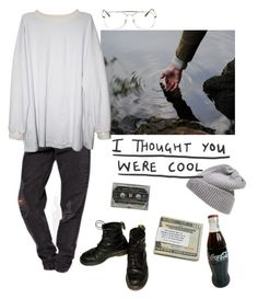 """Untitled #171"" by alduque ❤ liked on Polyvore featuring UGG Australia and Ray-Ban"