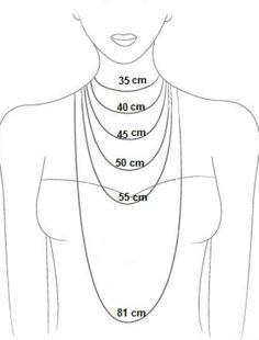 Tamanho de colares                                                       …