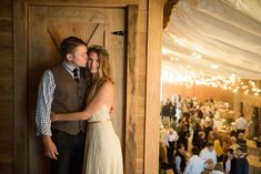 The Most Romantic Rustic Wedding