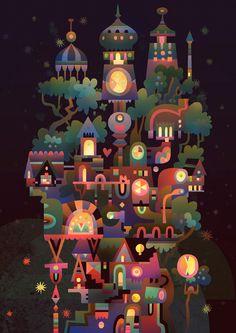 The Nighthouse - Matt Lyon