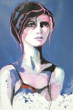 Blue, Anna Maria Matykiewicz