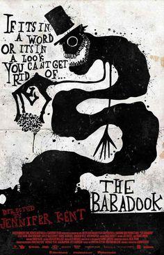 The Babadook Movie Quote Poster 11x17 – BananaRoad
