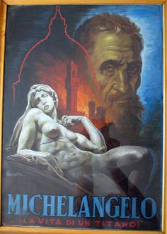Michelangelo  (42x60) 109 (Das Leben eines Titanen)