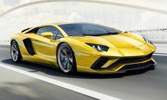 Lamborghini Aventador S Arrives With Fresh Look, More Power
