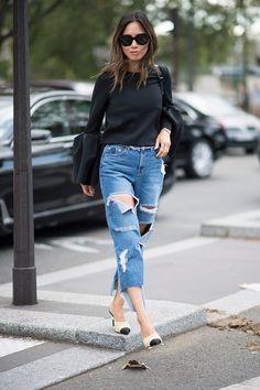Blogger Collective: Paris Fashion Week SS17 Part 1