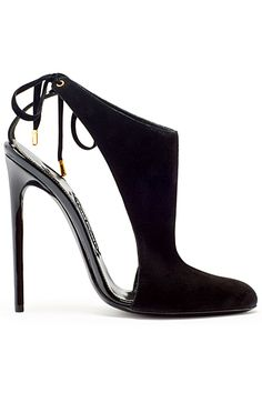 Tom Ford - Women's Shoes - 2013 Fall-Winter OK now we are talking!!! ♥♥♥ I ♥ Tom Ford!!! This is to much
