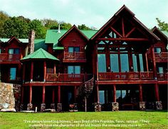 The Paisleys also have a log home in Franklin, Tennessee, which was featured in a 2007 issue of People magazine.