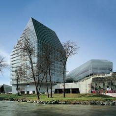 St. Jakob Tower Basel, Switzerland 2003-2008