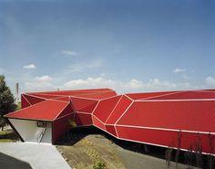 Exhibiting the Unconventional: 6 Very Unexpected Museums - Architizer Shown: Nestlé Chocolate Museum (Toluca de Lerdo, Mexico) by Rojkind Arquitectos