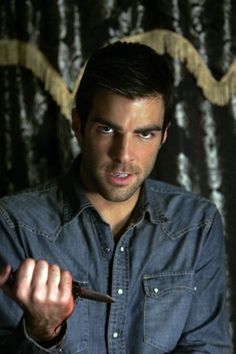 Sylar. Heroes. Zachary Quinto