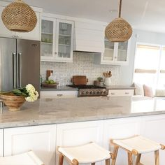 all things beachy kitchen.