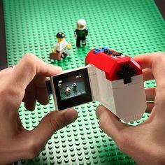 Ideas para hacer en Semana Santa (si no saliste de viaje): Hacer una película de stop motion con tus Lego