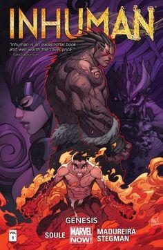 Inhuman Vol. 1: Genesis - W.B.