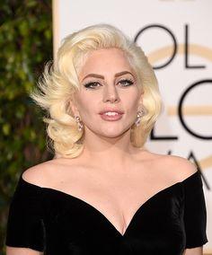 Golden Globes 2016: Lady Gaga