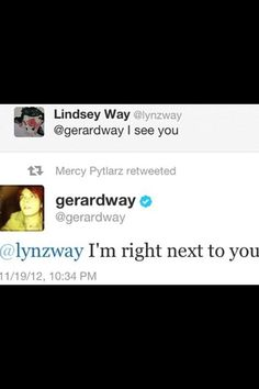 When I'm older, I want a relationship like Lyn-z and Gerard have.