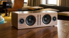 Texas based Audioengine who are known for their high end speakers and audio accessories, have announced a new speaker that has me drooling. It's the B2 Bluetooth speaker. I know that there are more...