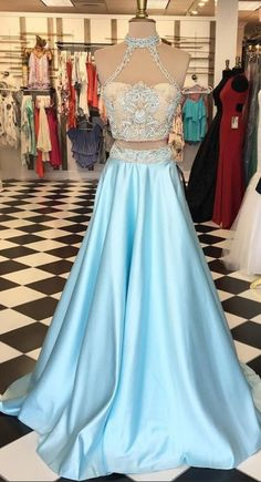 prom dresses,Sexy Prom Dress, prom dresses,two piece #prom #promdress #dress #eveningdress #evening #fashion #love #shopping #art #dress #women #mermaid #SEXY #SexyGirl #PromDresses