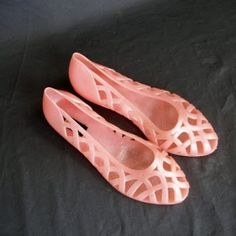 Our Childhood Nostalgia From '70s and '80s - JELLY SHOES!