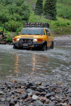 FJ Cruiser Trail Series Front Bumper