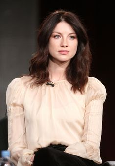 Caitriona Balfe at Winter TCA Tour | ELISABETTA FRANCHI