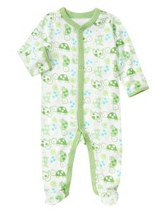 Baby Turtle Print Turtle One-Piece by Gymboree