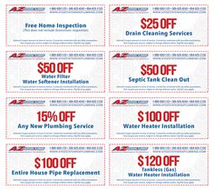 At A to Z Statewide Plumbing, we value our customers and make their complete satisfaction our main priority. We believe that our customers' time is valuable and therefore pledge to offer prompt, reliable service that gets the job done. Please use the plumbing service coupon below & take advantage of our current promotions.