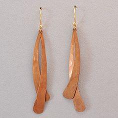 Holly Yashi Sonja Earrings - Copper