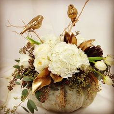 Thanksgiving Floral Arrangements | ... Event Planning & Floral Design: pre-ordered thanksgiving centerpieces