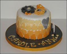 Hearts cake — Birthday Cake Photos  La Forge à Gâteaux