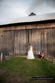 Northern Michigan farm barn wedding photography | vintage country wedding | Keely & Dakota photo