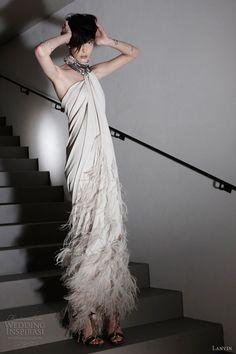 Tendance Robe De Mariée 2017/ 2018 : Lanvin Resort 2012 Dresses | Wedding Inspirasi