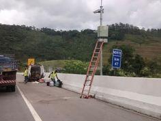 DER instala radar eletrônico na Rodovia Mogi-Dutra +http://brml.co/1L8jKMU