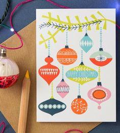Christmas illustration inspiration card print & pattern