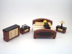 Lego furniture I have to learn how to build it!!!!